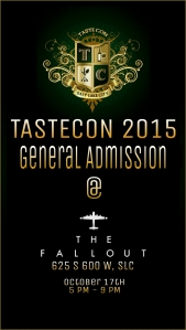 General Admission - TasteCon Tickets
