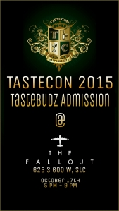Tastebudz - TasteCon Tickets